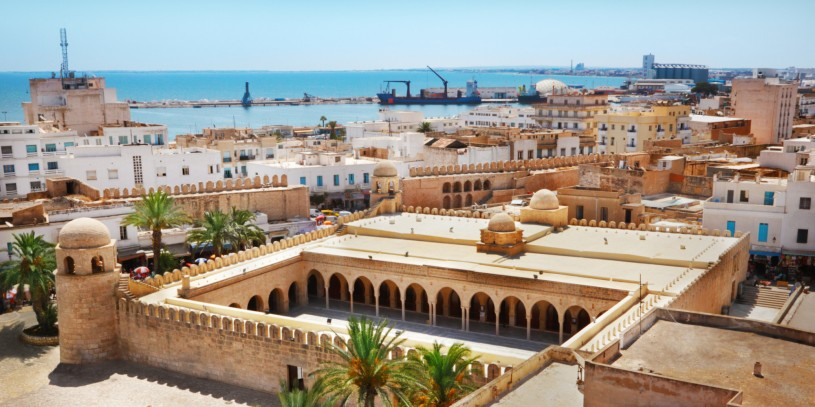 great mosque in sousse-tunisia