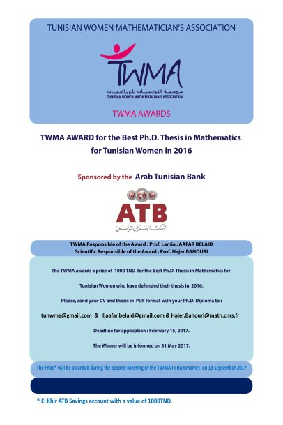 twma-award-for-the-best-ph-d-in-math-2016