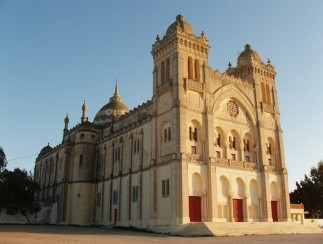 saint louis cathedral-carthage-tunisia