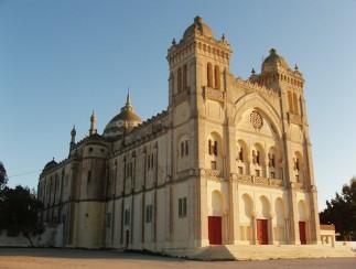 saint louis cathedral-carthage-tunisia