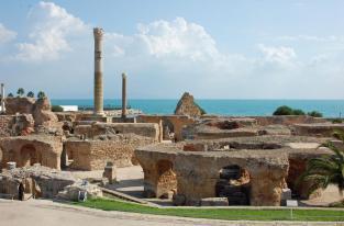 Les Thermes d'Anthonin Carthage